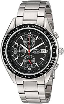 Casio Edifice Stainless Steel Men's Watch