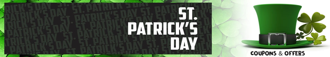 St. Patrick's Day Coupons & Offers
