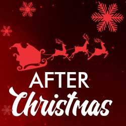 After Christmas