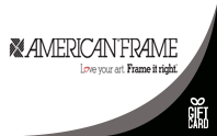 American Frame Gift Cards