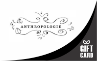 Anthropologie Gift Cards
