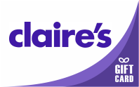 Claires Gift Cards