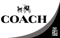 Coach Gift Cards