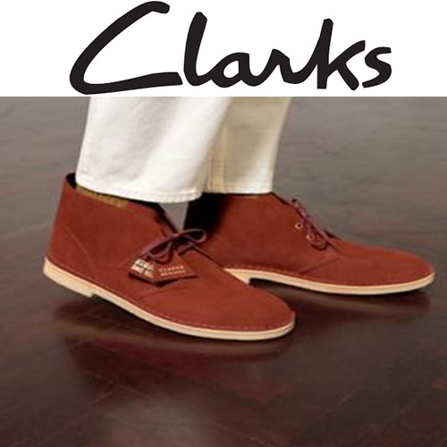 Clarks Private Sale: Up to 75% off on Select Styles