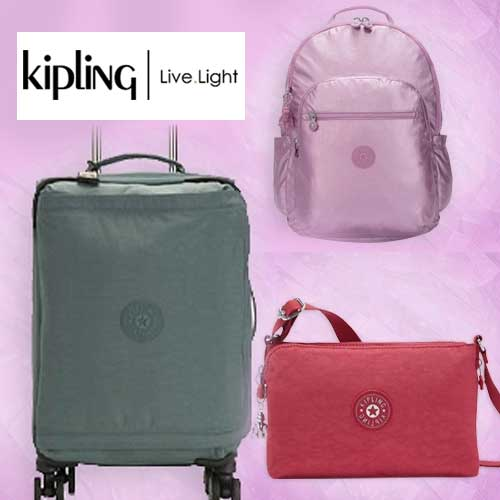 Kipling Semi Annual Sale: Up to 70% off Sale Styles