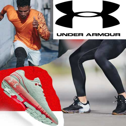 Under Armour Semi-Annual Sale: Up to 40% off on Select Styles