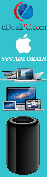Apple Deals at eDealPC.com