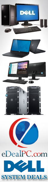 Dell Deals at eDealPC.com